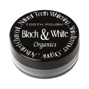 Black & White Natural Teeth Whitening Luonnollinen Hampaidenvalkaisija 15 G