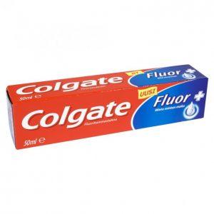 Colgate Fluor+ Hammastahna 50 Ml