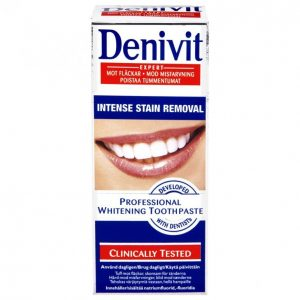 Denivit Professional Whitening Hammastahna 50 Ml