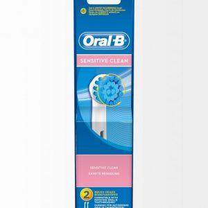 Oral-B Eb 17-2 Es Sensitive Harjaspäät 2 Kpl