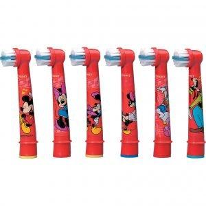 Oral-B Kids Sähköhammasharjan Vaihtoharja 2 Kpl / Pkt