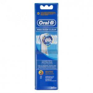 Oral-B Precision Clean Vaihtoharja 2 Kpl