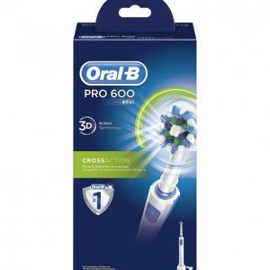 Oral-B Pro 600 Sähköhammasharja