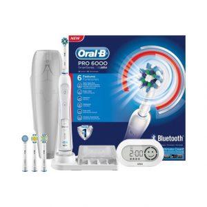 Oral-B Pro 6000 Sähköhammasharja