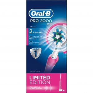 Oral-B Pro2000 Crossaction Sähköhammasharja