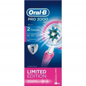 Oral-B Pro2000 Crossaction Sähköhammasharja