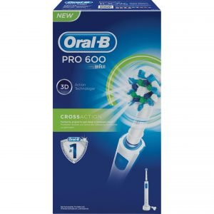 Oral-B Pro600 Crossaction Sähköhammasharja