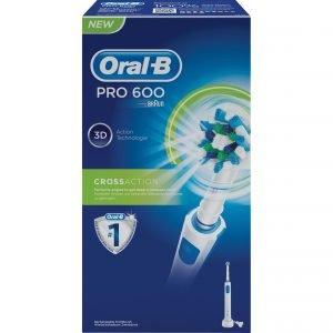Oral-B Pro600 Crossaction Sähköhammasharja