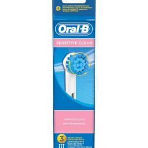 Oral-B Sensitive Harjaspäät 3 Kpl