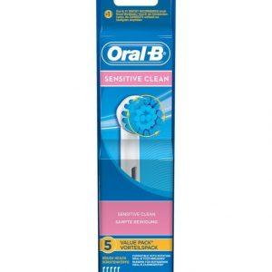 Oral-B Sensitive Harjaspäät 5 Pack