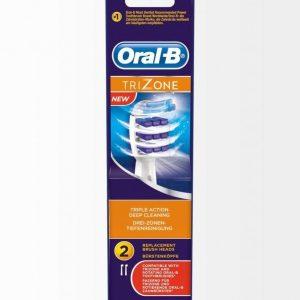 Oral-B Trizone Harjaspäät 2 Kpl