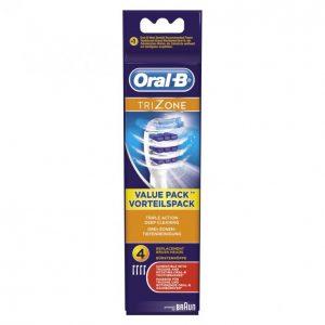 Oral-B Trizone Vaihtoharja 4 Kpl
