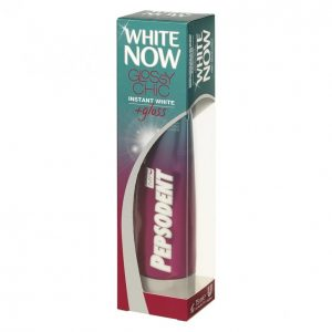 Pepsodent White Now Glossy Chic Hammastahna 75 Ml