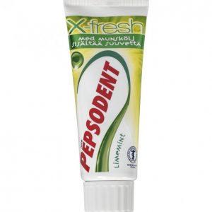 Pepsodent X-Fresh Limemint Hammastahna 75 Ml