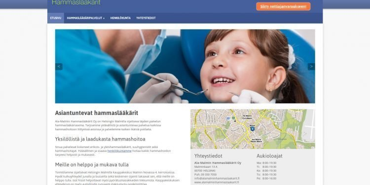 Ala-Malmin Hammaslääkärit Oy