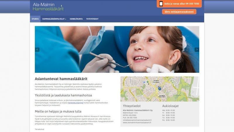 Ala-Malmin Hammaslääkärit