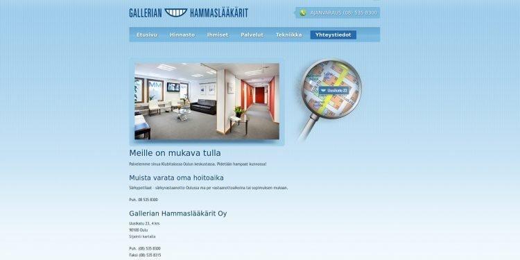 Gallerian Hammaslääkärit Oy
